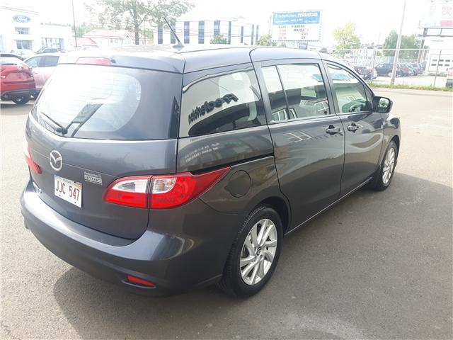 2014 Mazda Mazda5 GS (Stk: 18243AA) in Fredericton - Image 4 of 12