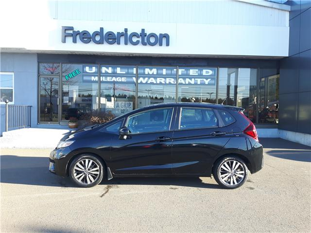 2015 Honda Fit EX (Stk: R32) in Fredericton - Image 3 of 11