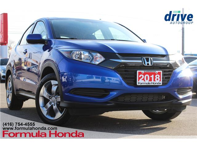 2018 Honda HR-V LX (Stk: 19-0543A) in Scarborough - Image 1 of 20