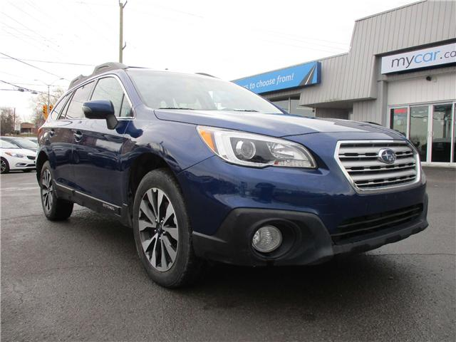 2016 Subaru Outback 3.6R Limited Package (Stk: 182012) in Kingston - Image 1 of 14
