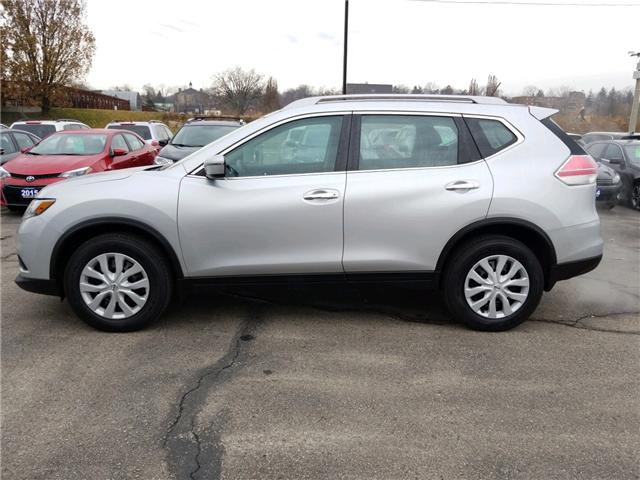 2016 Nissan Rogue S (Stk: 868470) in Cambridge - Image 2 of 19