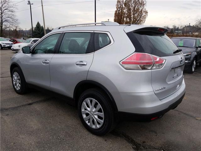 2016 Nissan Rogue S (Stk: 868470) in Cambridge - Image 3 of 19