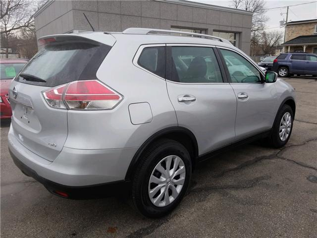 2016 Nissan Rogue S (Stk: 868470) in Cambridge - Image 4 of 19