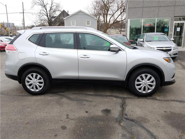2016 Nissan Rogue S (Stk: 868470) in Cambridge - Image 5 of 19
