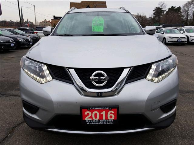 2016 Nissan Rogue S (Stk: 868470) in Cambridge - Image 7 of 19