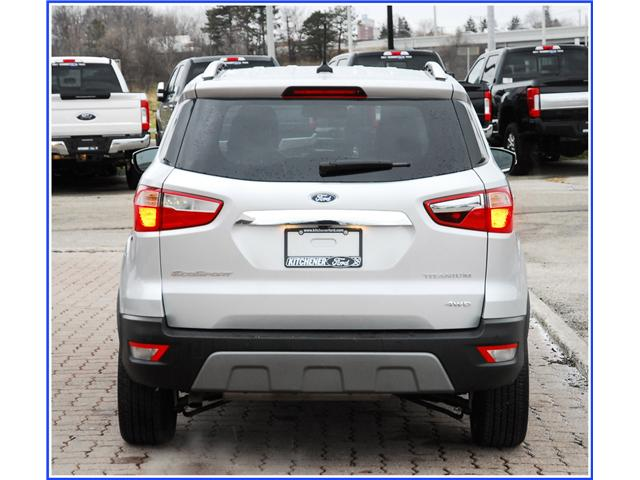 2018 Ford EcoSport Titanium (Stk: 146440) in Kitchener - Image 4 of 20