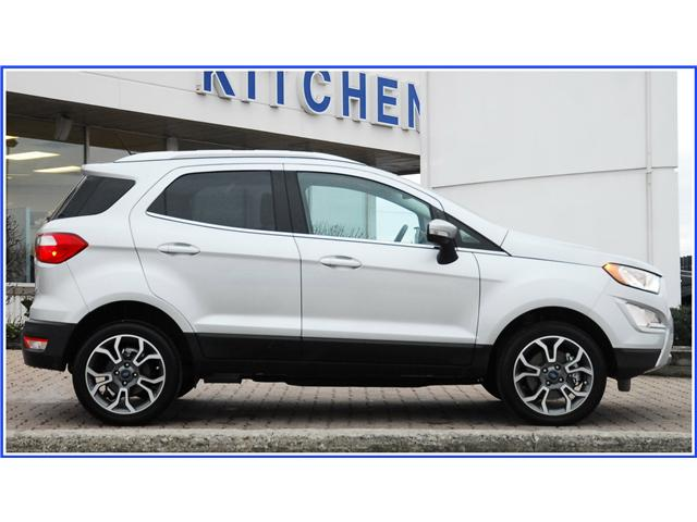 2018 Ford EcoSport Titanium (Stk: 146440) in Kitchener - Image 2 of 20