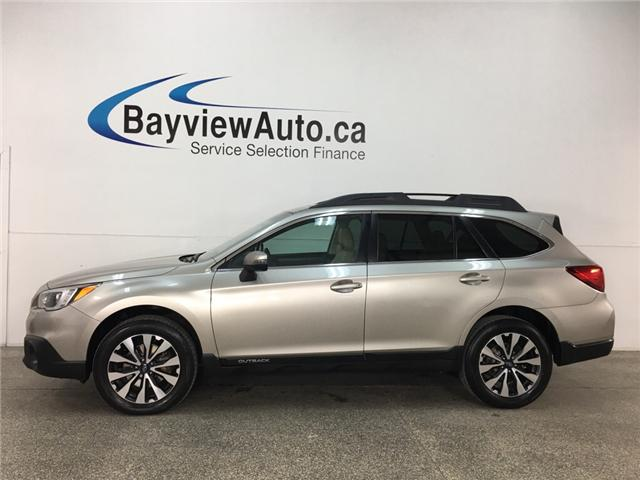 2015 Subaru Outback 3.6R Touring Package (Stk: 33939R) in Belleville - Image 1 of 30