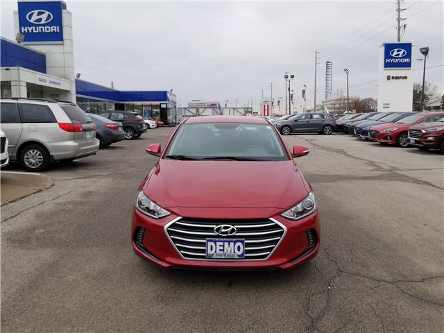 2018 Hyundai Elantra GL (Stk: 27239) in Scarborough - Image 2 of 12
