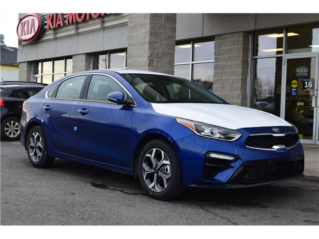 2019 Kia Forte EX (Stk: 19-054217) in Cobourg - Image 1 of 22