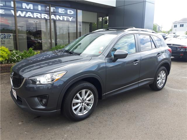 2015 Mazda CX-5 GS (Stk: 18181A) in Fredericton - Image 1 of 11