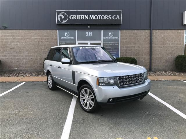 2010 Land Rover Range Rover HSE (Stk: 1060) in Halifax - Image 1 of 24