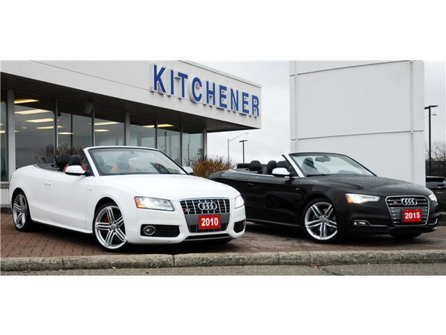 2010 Audi S5 3.0 Premium (Stk: 146160AX) in Kitchener - Image 2 of 19