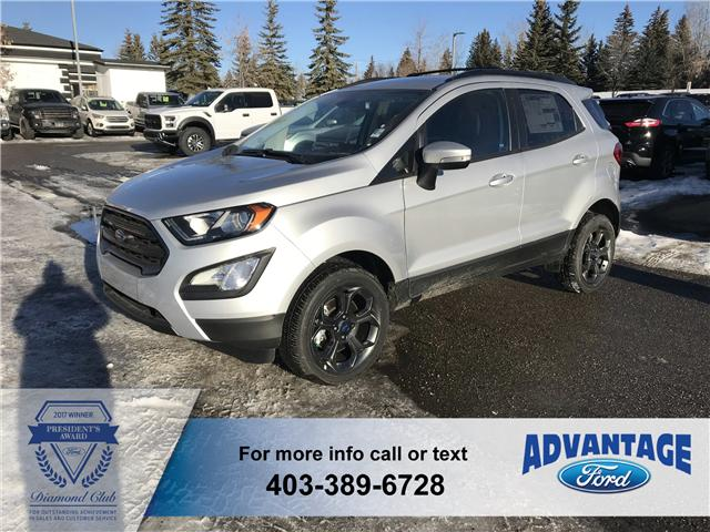 2018 Ford EcoSport SES (Stk: J-1699) in Calgary - Image 1 of 6