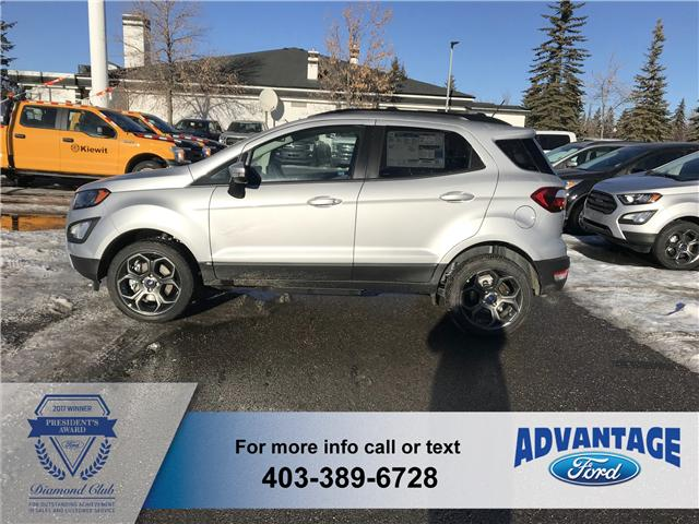 2018 Ford EcoSport SES (Stk: J-1699) in Calgary - Image 2 of 6