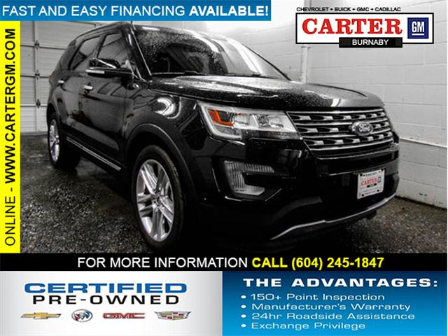 2017 Ford Explorer Limited (Stk: P9-5705T) in Burnaby - Image 1 of 26