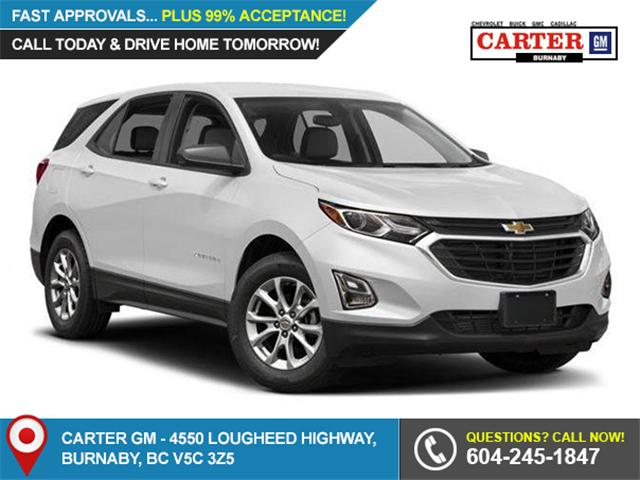 2019 Chevrolet Equinox LS (Stk: Q9-74900) in Burnaby - Image 1 of 1