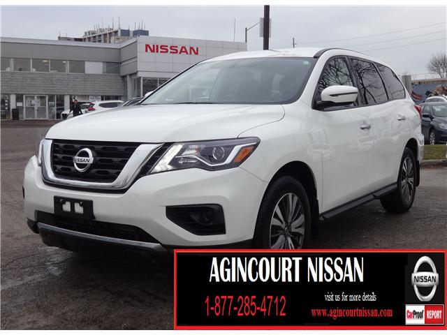 2018 Nissan Pathfinder S (Stk: U12357) in Scarborough - Image 1 of 19