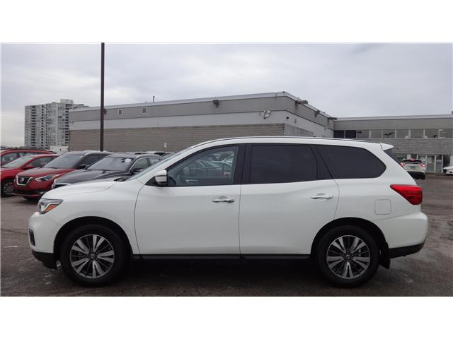 2018 Nissan Pathfinder S (Stk: U12357) in Scarborough - Image 2 of 19