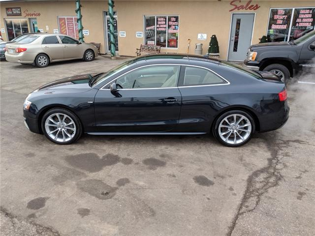 2015 Audi A5 2.0T Komfort (Stk: ) in Bolton - Image 2 of 25