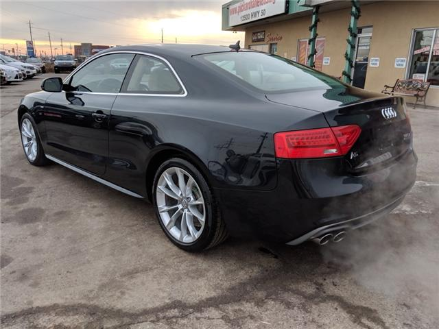 2015 Audi A5 2.0T Komfort (Stk: ) in Bolton - Image 3 of 25