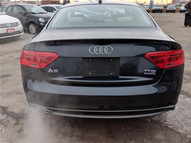 2015 Audi A5 2.0T Komfort (Stk: ) in Bolton - Image 4 of 25