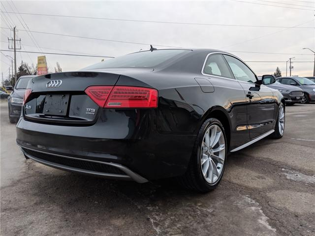 2015 Audi A5 2.0T Komfort (Stk: ) in Bolton - Image 5 of 25