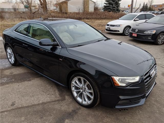 2015 Audi A5 2.0T Komfort (Stk: ) in Bolton - Image 7 of 25
