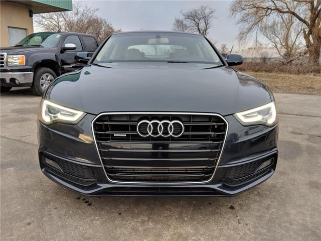 2015 Audi A5 2.0T Komfort (Stk: ) in Bolton - Image 8 of 25