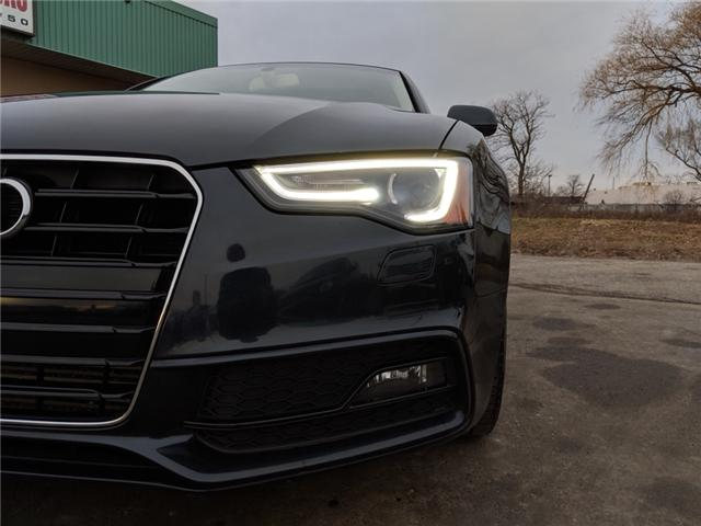 2015 Audi A5 2.0T Komfort (Stk: ) in Bolton - Image 9 of 25