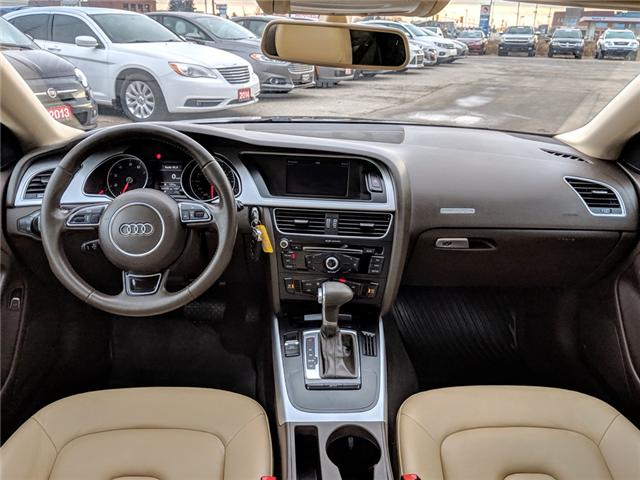 2015 Audi A5 2.0T Komfort (Stk: ) in Bolton - Image 25 of 25
