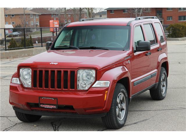 2008 Jeep Liberty Sport (Stk: 1811559) in Waterloo - Image 1 of 25