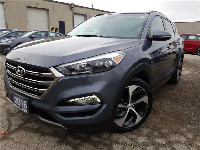 2016 Hyundai Tucson Ultimate (Stk: op10077) in Mississauga - Image 1 of 20