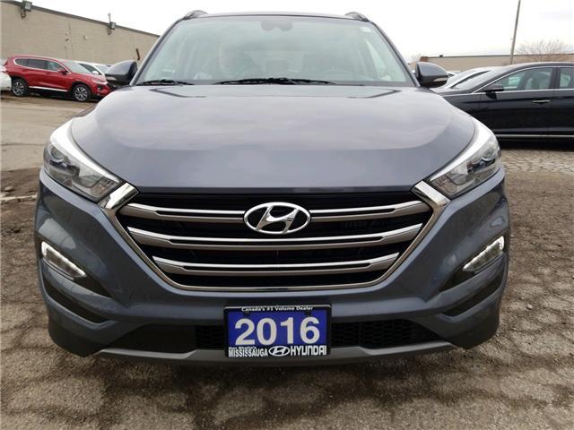 2016 Hyundai Tucson Ultimate (Stk: op10077) in Mississauga - Image 2 of 20