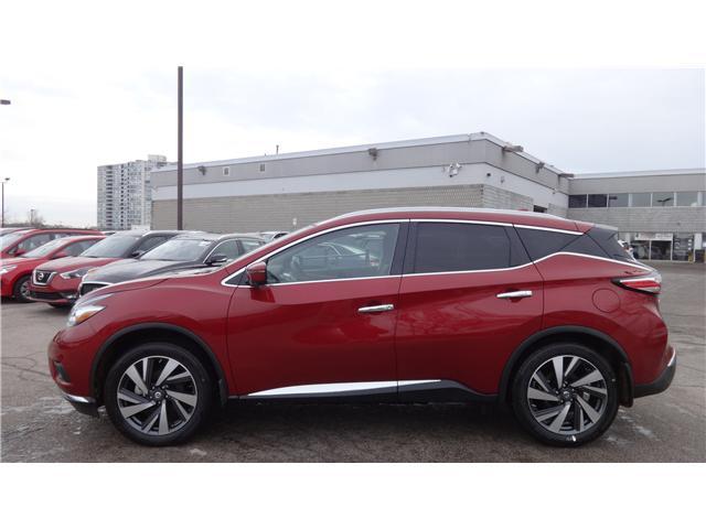 2018 Nissan Murano Platinum (Stk: U12366) in Scarborough - Image 2 of 27