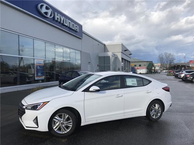 2019 Hyundai Elantra Preferred (Stk: H92-1826) in Chilliwack - Image 1 of 10