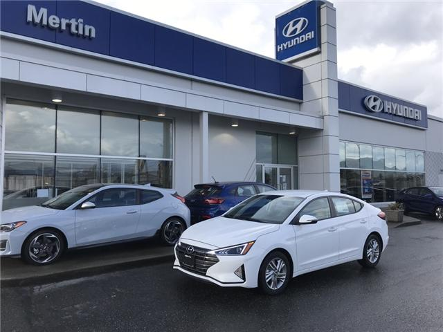 2019 Hyundai Elantra Preferred (Stk: H92-1826) in Chilliwack - Image 2 of 10