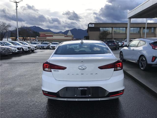 2019 Hyundai Elantra Preferred (Stk: H92-1826) in Chilliwack - Image 6 of 10