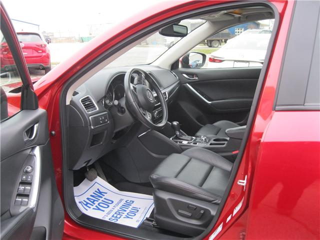2016 Mazda CX-5 GT (Stk: 19020A) in Stratford - Image 7 of 27