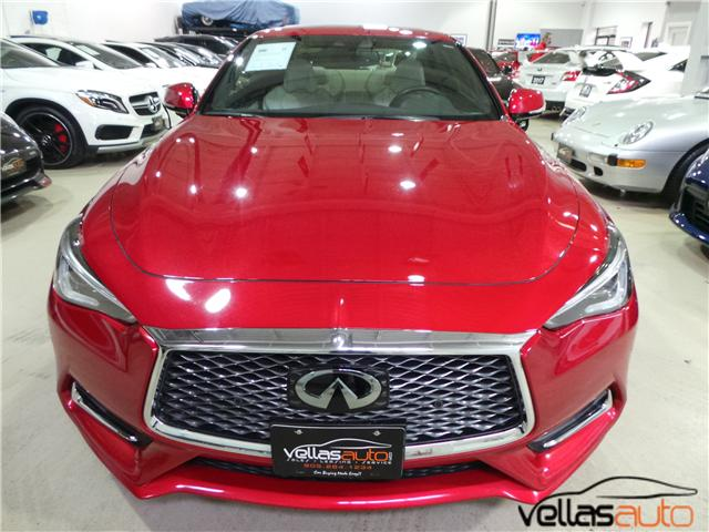 2017 Infiniti Q60  (Stk: NP1909) in Vaughan - Image 2 of 28