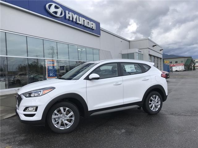 2019 Hyundai Tucson Preferred (Stk: H96-4509) in Chilliwack - Image 1 of 10