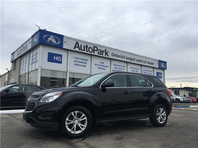 2017 Chevrolet Equinox LS (Stk: 17-25466) in Brampton - Image 1 of 25