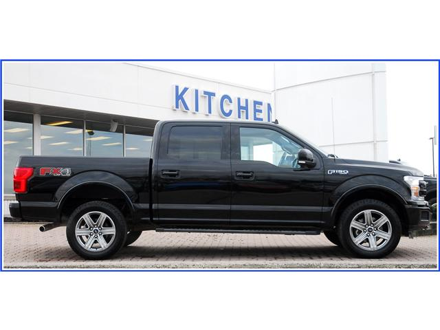 2018 Ford F-150 Lariat (Stk: 8F11230A) in Kitchener - Image 3 of 21