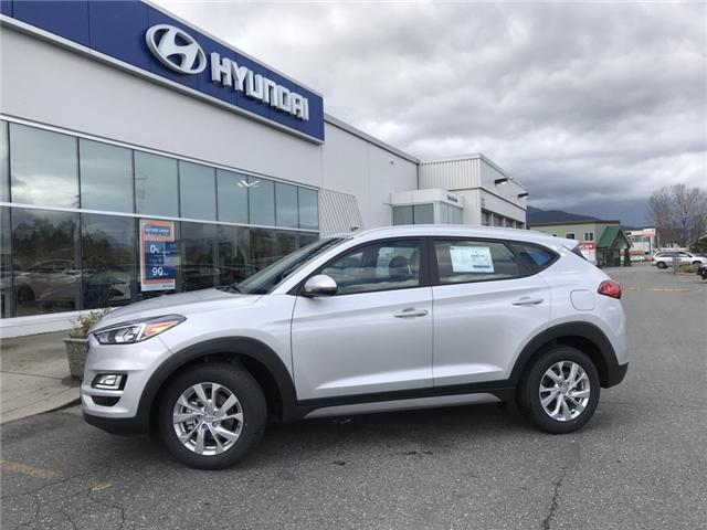2019 Hyundai Tucson Preferred (Stk: H96-9205) in Chilliwack - Image 1 of 10