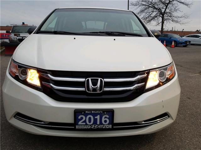 2016 Honda Odyssey SE (Stk: op10074) in Mississauga - Image 2 of 16