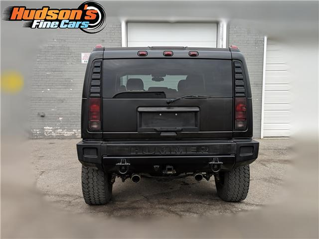 2005 Hummer H2 SUV Base (Stk: 00736) in Toronto - Image 7 of 25