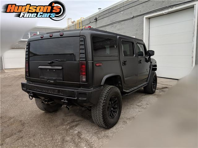 2005 Hummer H2 SUV Base (Stk: 00736) in Toronto - Image 6 of 25