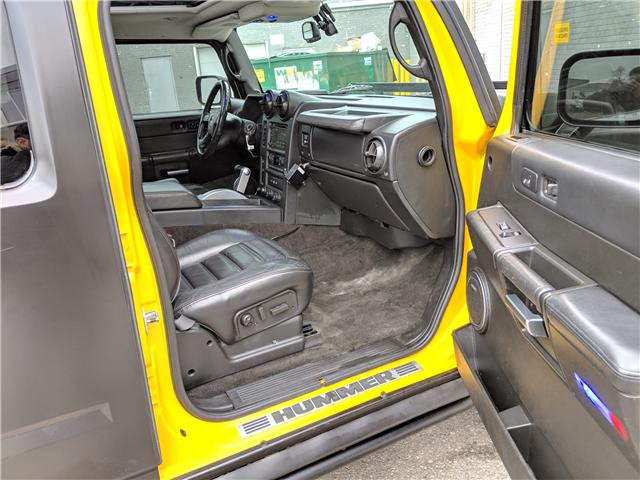 2005 Hummer H2 SUV Base (Stk: 00736) in Toronto - Image 22 of 25