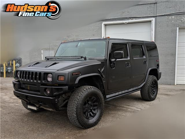 2005 Hummer H2 SUV Base (Stk: 00736) in Toronto - Image 1 of 25