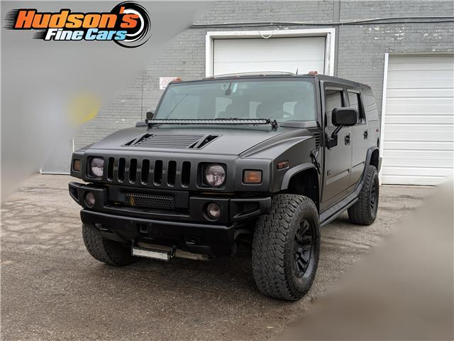 2005 Hummer H2 SUV Base (Stk: 00736) in Toronto - Image 2 of 25